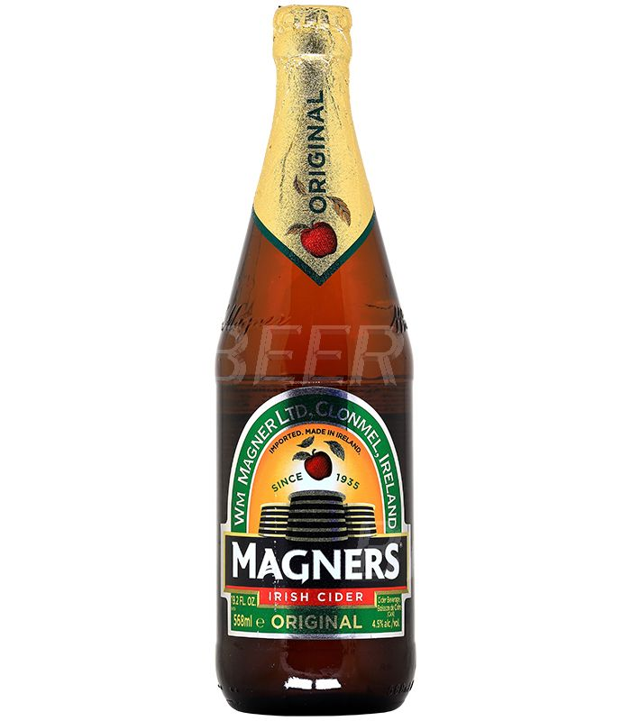 Магнерс Ориджинал Айриш Яблочный/Magners Original Irish cidre 0,568л.*12