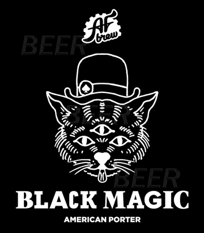 АФ Брю Блэк Мэджик/AF Brew Black Magic 30л.ПЭТ
