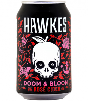 Брюдог Хоукс Дум энд Блум/Brewdog Hawkes Doom & Bloom 0,33л.*24
