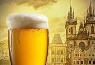 Импортное пиво из Чехии