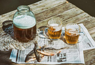 Первая реклама пива в мире