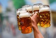 Импортное пиво из Германии