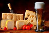 Сочетание пива с разными сортами сыра